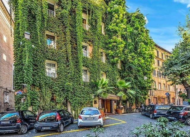 מלון ברומא